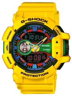 CASIO G-SHOCK | GA-400-9AER