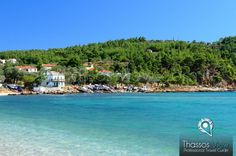 Astris is a quaint gulf at the southern tip of Thassos. It is far from Limenas and from Potos. It is ideal for fishing since, on the opposite there is the isle of Panagia. Thasos, Greece Islands, Macedonia, Beaches, Dolores Park, Greek, Water, Summer, Travel