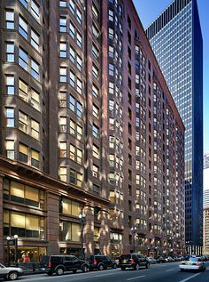Chapter 21 Chicago School: Monadnock Building, Chicago, IL. Architects: Burnham & Root