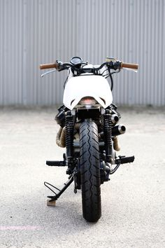 Honda StreettraCXer 500 by Haverkamp Speedgarage