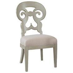 Drexel Heritage Gourmet Dining Lynx Side Chair