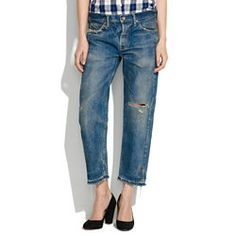 Chimala® Ankle Jeans