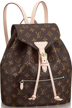 Louis Vuitton Montsouris Backpack Gets An Update | Bragmybag