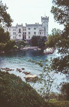 Miramare, Trieste, Italy
