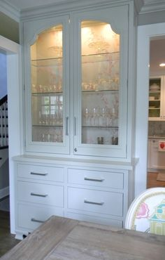 Built In China Cabinet Diy | Built In China Cabinets Plans
