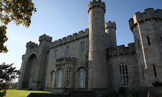 Bodelwyddan Castle is reputed to be haunted and located in Northern Wales--  Travel Itinerary: Anglesey Island & More - Travels with Darley
