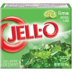 2 x Jell-o Lime Gelatine Dessert Jello Jell o jelly 43000200063 Jell O, Lime Jello Shots, Best Jello Shots, Yummy Shots, Jello Flavors, Jello Desserts, Sour Patch Grapes, Jello Gelatin, Drops Recipe