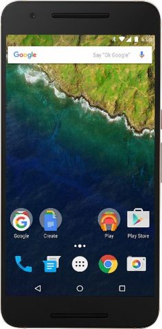 Huawei - Google Nexus 6P 4G with 32GB Memory Cell Phone