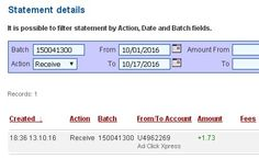 I am getting paid daily at ACX and here is proof of my latest withdrawal. This is not a scam and I love making money online with Ad Click Xpress. Join for FREE and get 20$ + 10$ + 5$ Monsoon, Ad and Media value packs from ACX. My #18 Withdrawal Proof of online income from Ad Click Xpress.