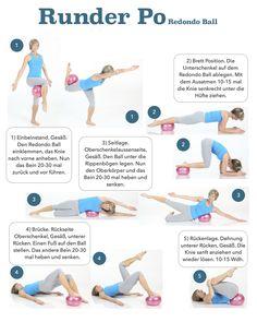15 Minuten für einen knackigen Po! (Core Stability Exercises)