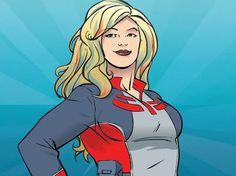 Com time de super-heróis ação lançada no Brasil ajuda pacientes
