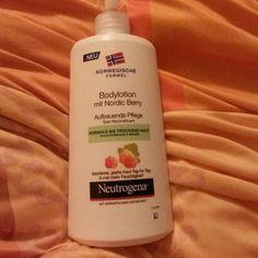 Neutrogena Nordic Berry , sehr gute Bodylotion