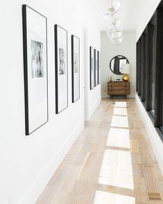die 8 besten bilder von langer flur bildergalerie diele und einrichtung. Black Bedroom Furniture Sets. Home Design Ideas
