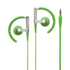 """""""The idea of technology without art and design is unappealing"""" - Gisue Hariri (architect) on these Bang & Olufsen earphones."""