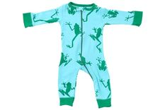 Ribbit Long Suit | Sweet Peanut $28.00 on sale for $24.00 on Amazon.com at Ellasarah's Boutique