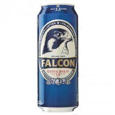 Falcon | Som sällskapsöl; till modern husmanskost och fet fisk, som lax.