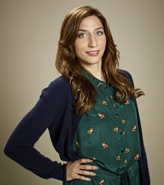 Currently coveting Chelsea Peretti's cute fox top (along with her perfect wit and sarcasm on Brooklyn Nine-Nine).