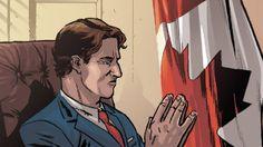 Justin Trudeau Just Showed Up to Dunk On Marvel's Civil War II - http://www.facebook.com/1494938367417966/posts/1787827571462376