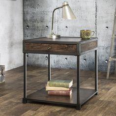 Hokku Designs Harold End Table