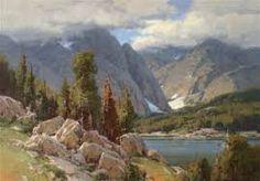 Risultati immagini per scott christensen paintings
