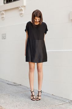 Love the shape of this #bumpkinbetty #inspiration #LBD