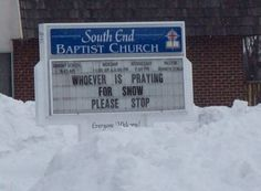 5 Funny Church Signs That Prove God Has a Sense of Humor