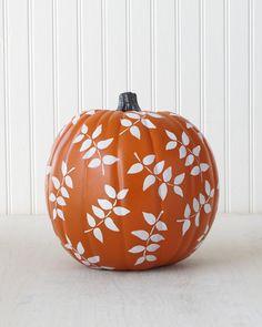 Make My Monday Pretty — Painted Pumpkins MONDAY, OCTOBER 24, 2016 cynthiascolorfulmess.com