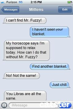 Texts From Mittens: Hooked on Horoscopes | Catster