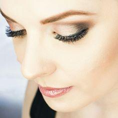 Eyediology lash extensions.  Volume lashes