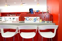 Google Office - A Tour Of Google's Offices - 2012
