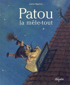 Patou la mêle-tout est un superbe album qui présente toutes les qualités requises pour une exploitation en classe avec des élèves de MS et GS.