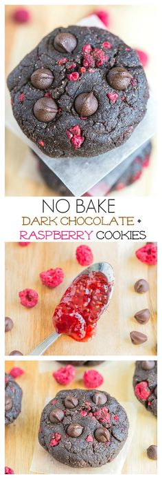 Healthy No Bake Dark