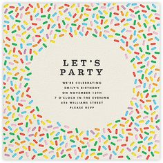 Birthday invitations - online and paper - Paperless Post