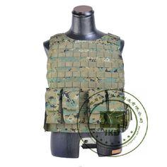 militar bulletproof vest exército bulletproof vest tático molle colete balístico-Colete à prova de balas-ID do produto:715256556-portuguese....