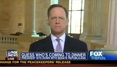How Obamas Gun Grab Was Dead Until The GOP Saved It At The Hands Of Pat Toomey....not very bright!