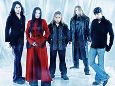 Nightwish: Vista en vivo con Tarja en 2004. Estadio Obras, Buenos Aires.