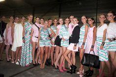 De week van Hilmar: van fietsen tot Fashion Week   ELLE
