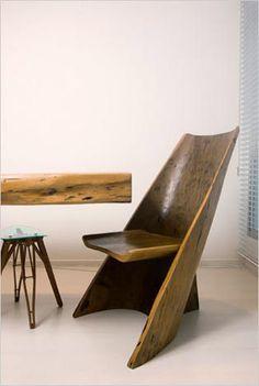 Canoe chair