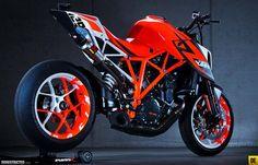 2013 KTM 1290 Super Duke R Prototype Concept Bike