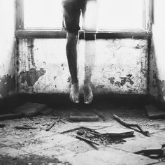 "Silvia Grav is a photographer from Madrid who tells stories of the darker kind. All of her works are beautiful and haunting at the same time, expressing what the Portuguese would probably call a unique sense for ""saudade""."