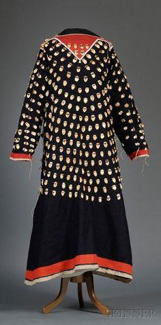Dress  c.1900  Plains People, United States  Skinner