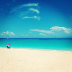 Best vacation ever in Nassau Paradise Island! The most beautiful beaches in the world.