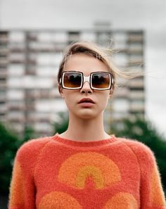 visual optimism; daily fashion fix.: manchester division: cara delevingne by alasdair mclellan for purple #18 f/w 12.13