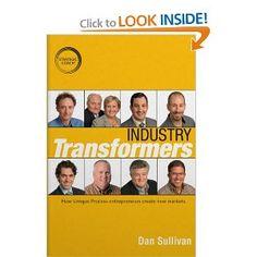 Dan Sullivan....great book!