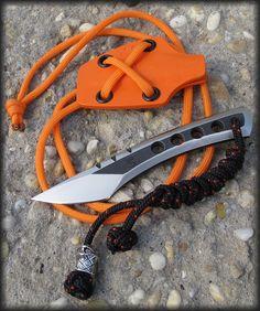 My kiridashi Blade by Le Goff (www.nagycsabakesek.hu) Sheath by Croc