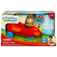 Hasbro CHLD Pla Weebles Airplane (Toy)  http://howtogetfaster.co.uk/jenks.php?p=B0044DNT20  B0044DNT20