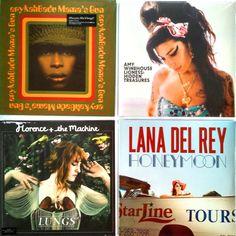 |i| Erykah Badu – Mama's Gun – (M/NM) – 985 грн. Amy Winehouse – Lioness: Hidden Treasures – (M/NM) – 865 грн. Florence + The Machine – Lungs – (M/NM ) – 875 грн. Lana Del Rey – Honeymoon – (M/NM) – 875 грн.  #newindiskultura #diskultura #TrueVinylRecordsStore #kyiv #kiev #киев #київ #kyivshop #vinyl #винил #пластинки #ErykahBadu #RnB #AmyWinehouse #ModernSoul #Florence #TheMachine #PopCulture #LanaDelRey
