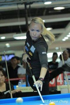 Billiard Sports Academy Jasmin Ouschan