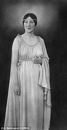 Audrey Munson earned the headline 'All New York Bows to the Real Miss Manhattan' in the 1910s peak of her career, but her stratospheric rise ended in tragedy after she became embroiled in a homicide.