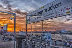 Hamburg Landungsbrücken | Bildschönes Hamburg